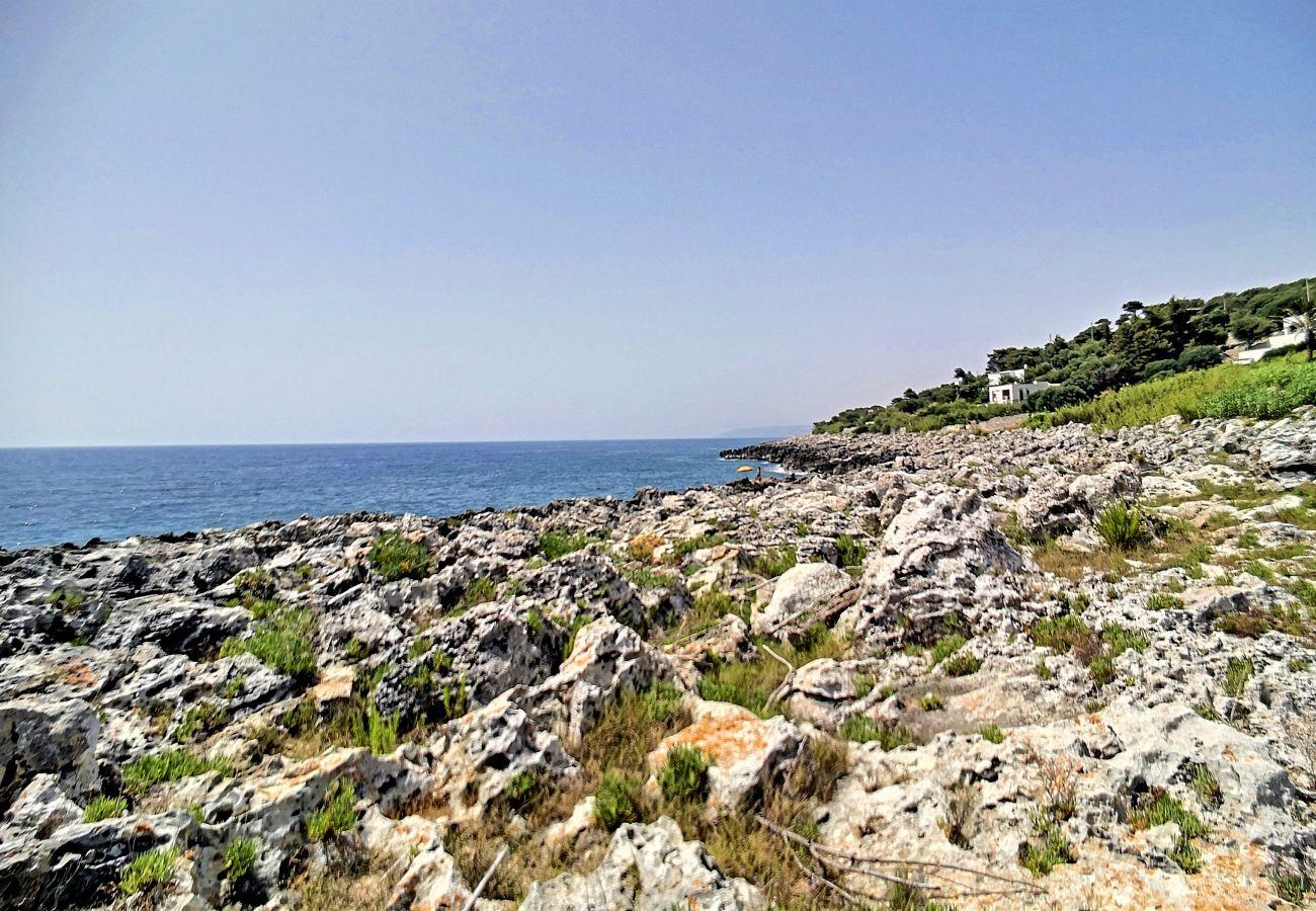 Villa in Marittima - Charming house with sea access close to Acquaviva