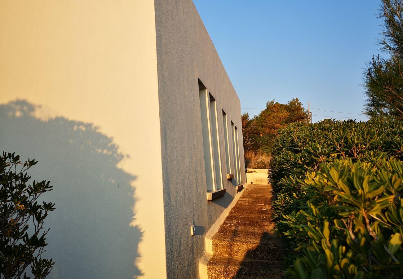 Casa a Leuca - Villa sugli scogli con accesso mare diretto